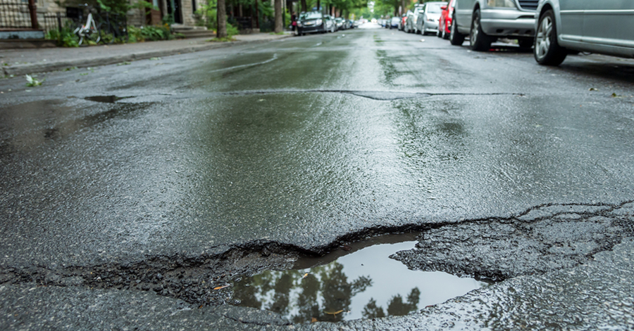 New Jersey Pothole Personal Injury Case Dismissed Against City And Water Company